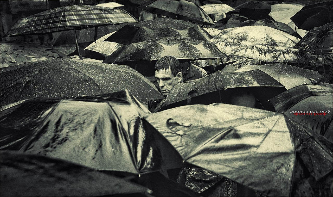 Василий Фролов. loneliness