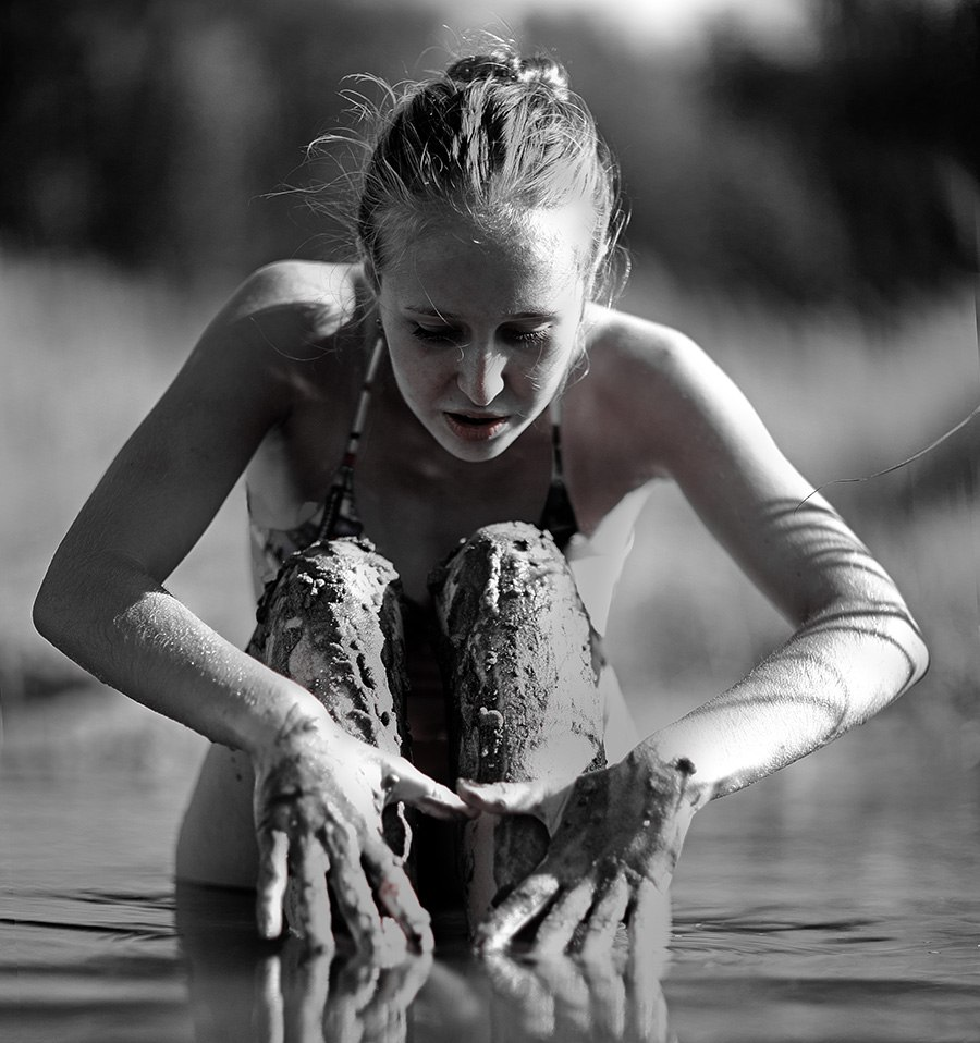 ноги грязью не испортишь