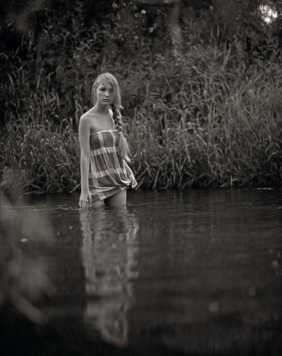 Мария. Река.