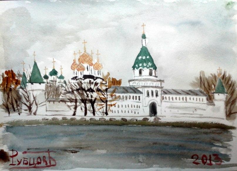 Михаил Рубцов