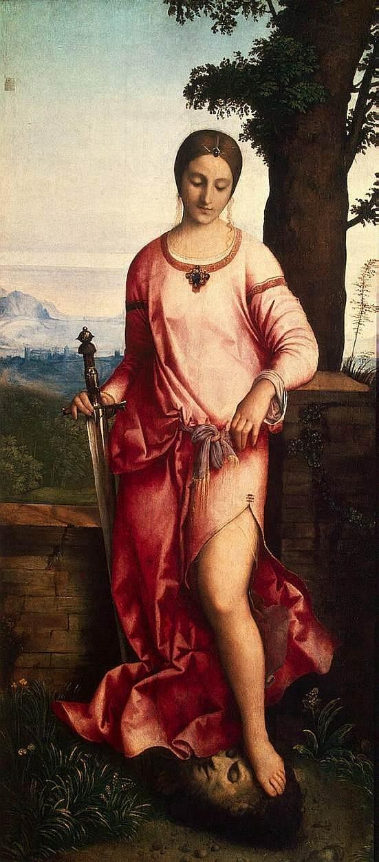 Giorgione Giuditta