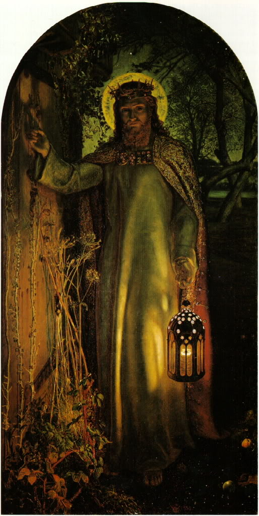 Holman Hunt. The Light of the World