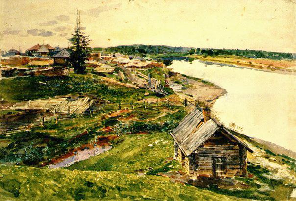 Кологривский пейзаж