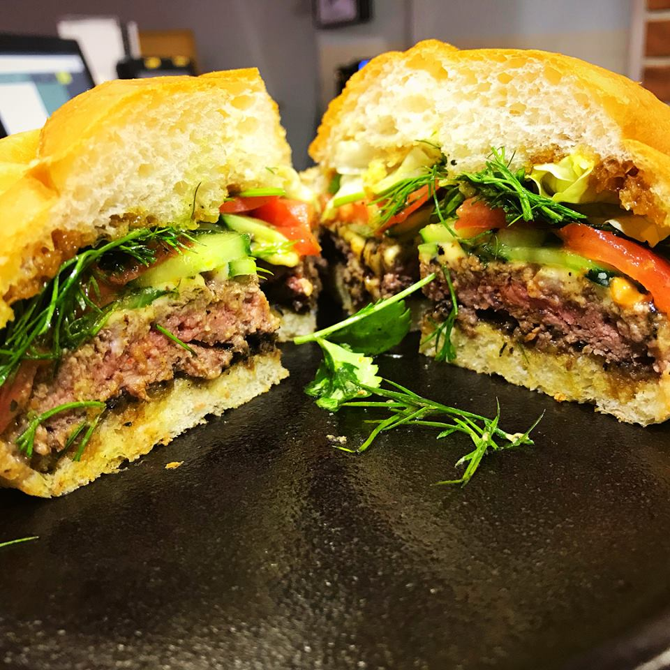 Beasty Burgers